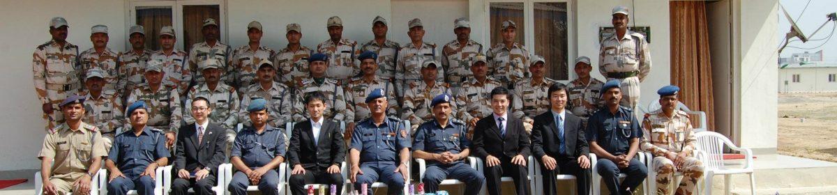 【東日本大震災インド国家災害対応部隊NDRFの活動記録】
